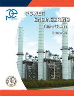 Power Engineering 3rd Class Textbooks